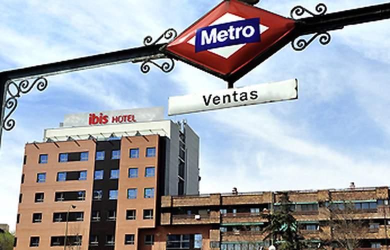 Ibis Madrid Centro Las Ventas - Hotel - 0