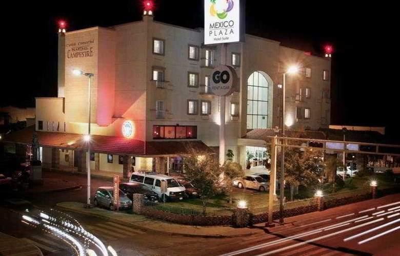 Suites Mexico Plaza Campestre - Hotel - 0