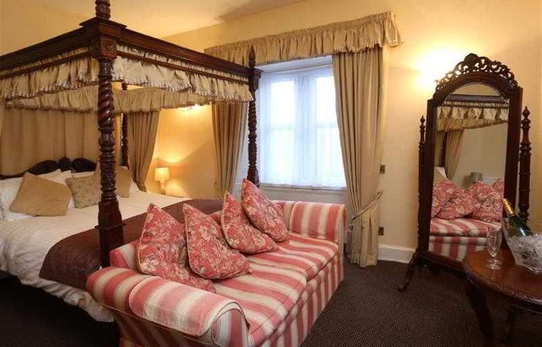Best Western Dryfesdale - Hotel - 139