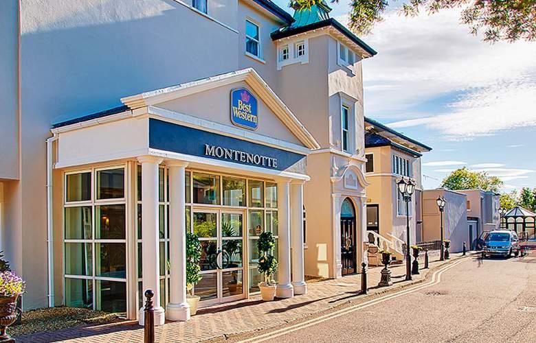 The Montenotte hotel - Hotel - 4