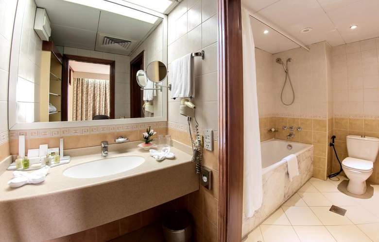 Sharjah Grand Hotel, a Member of Barcelo Hotel Group - Room - 7