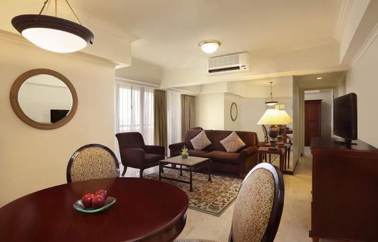 The Aryaduta Suites Hotel Semanggi - Hotel - 2
