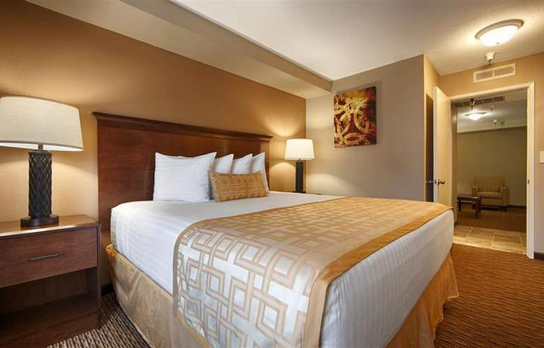 Best Western Pasadena Royale - Room - 16