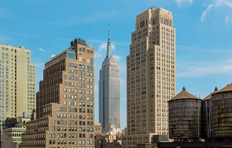 Fairfield Inn & Suites New York Manhattan/Times Square - Hotel - 0