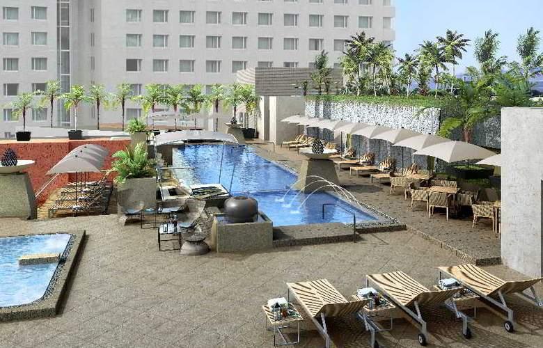 Jeju Grand Hotel - Pool - 13