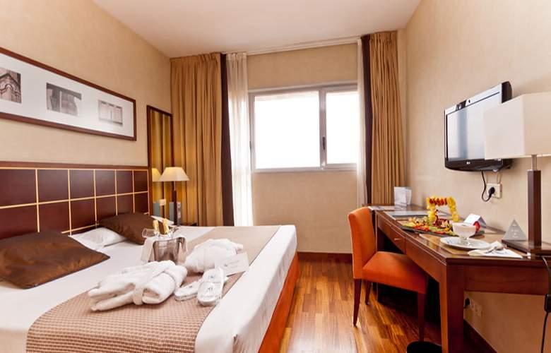 Eurostars Toledo - Room - 12