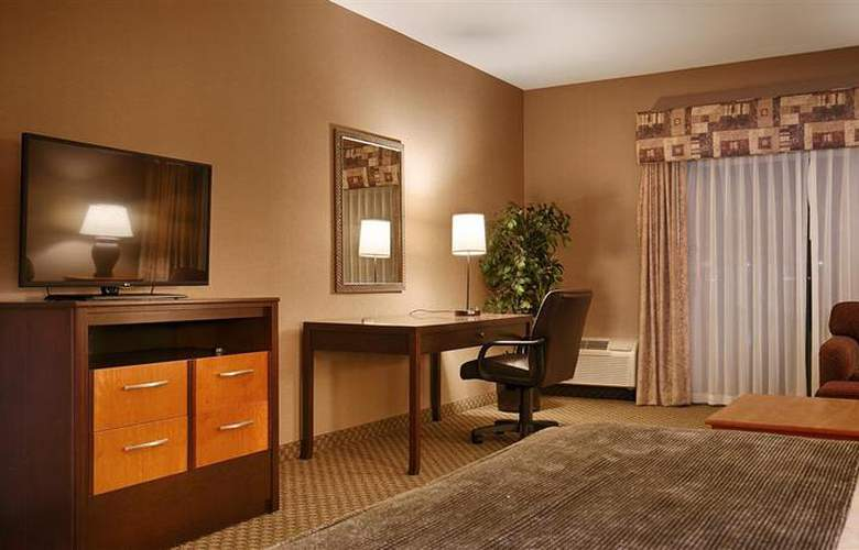 Best Western Plus Bayside Hotel - Room - 31
