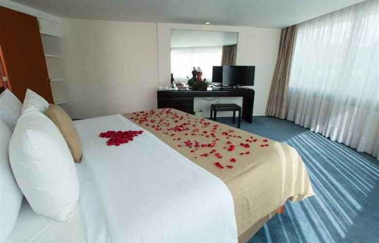 Best Western Plus Gran Morelia - Hotel - 91