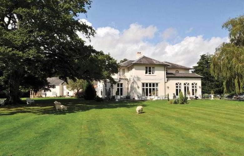 Hallmark Llyndir Hall, Chester South - Hotel - 1