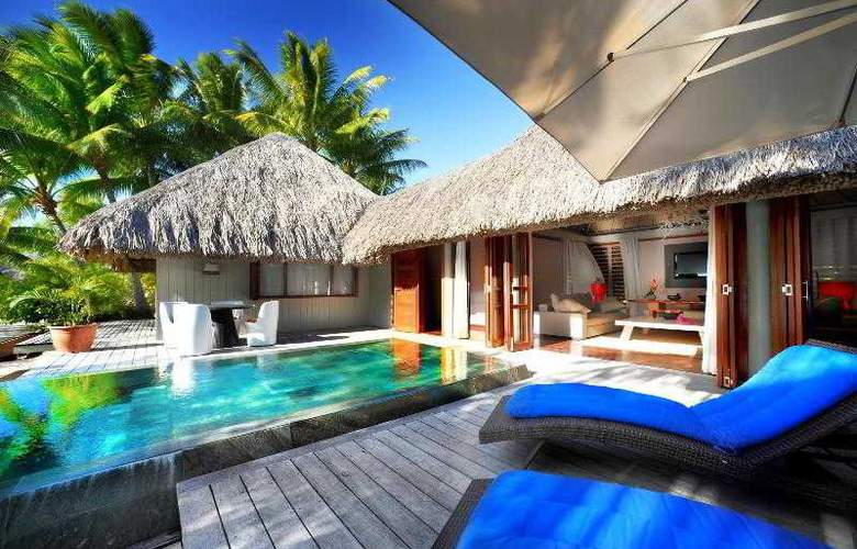 Le Meridien Bora Bora - Terrace - 92