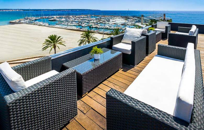 Nautic Hotel and Spa - Terrace - 8