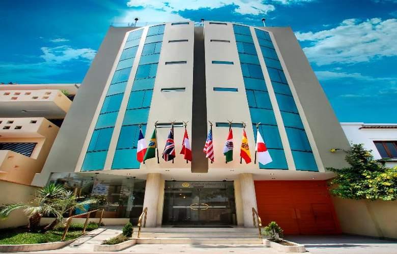 Embajadores Hotel - Hotel - 0