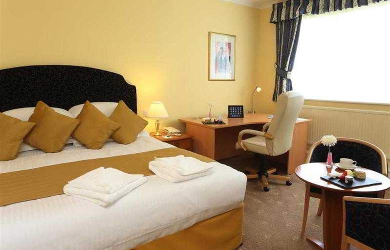 Best Western Tiverton - Hotel - 53