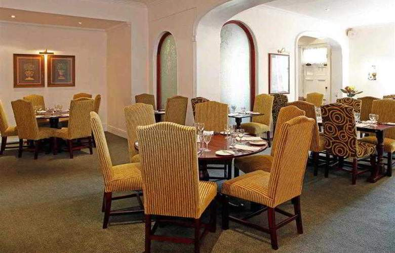 Mercure Stafford South Penkridge House Hotel - Hotel - 25