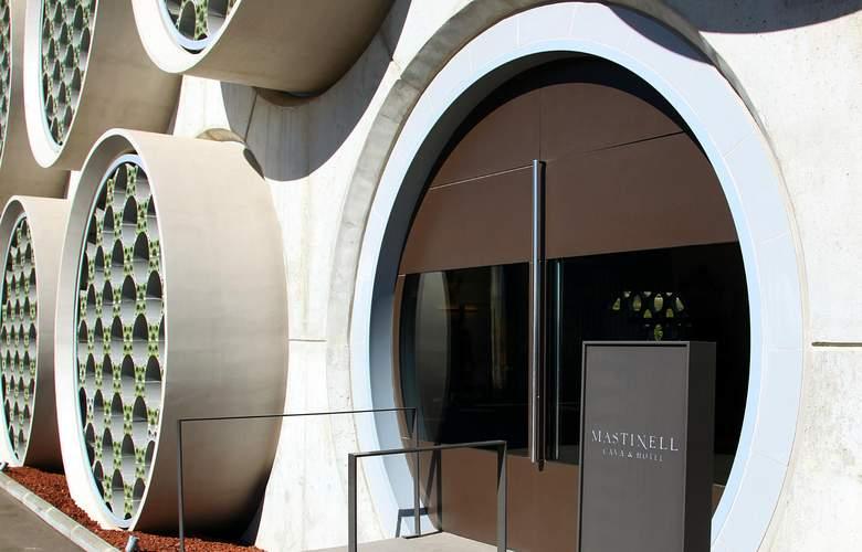 Domus Selecta Cava & Hotel Mastinell - Hotel - 7