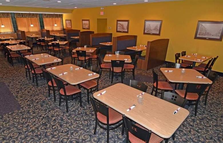 Best Western Cooper´S Mill Hotel - Restaurant - 56