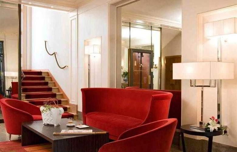 Mercure Biarritz Centre Plaza - Hotel - 9
