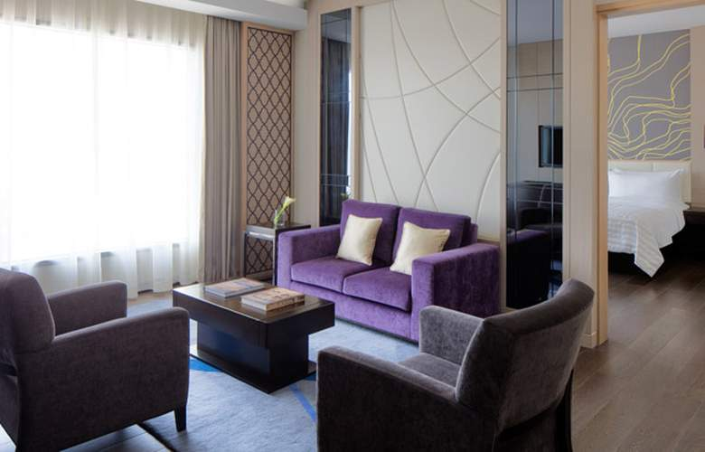 Hormuz Grand, Muscat A Radisson Collection - Room - 7