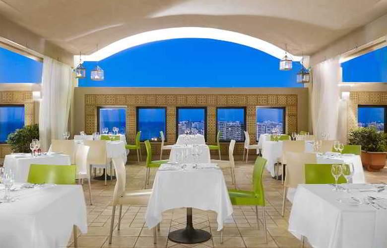Malta Marriott Hotel & Spa - Restaurant - 13