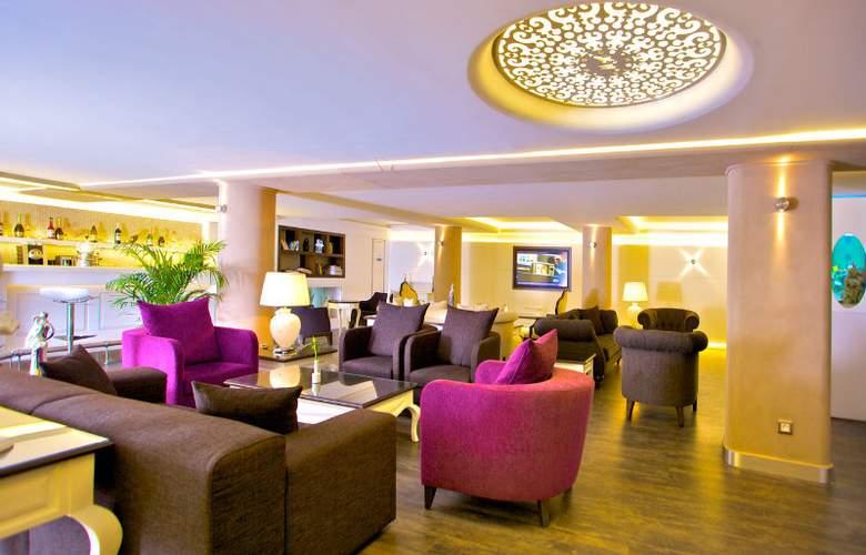 Monaco Hotel Istanbul - Bar - 3
