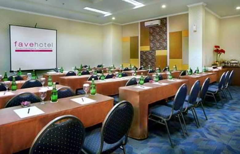 Favehotel Kusumanegara - Conference - 3