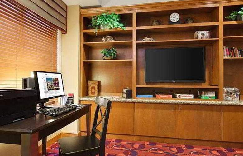 Residence Inn Chicago Lake Forest/Mettawa - Hotel - 9