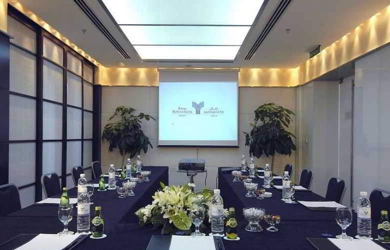 Rimal Rotana Suites - Conference - 3