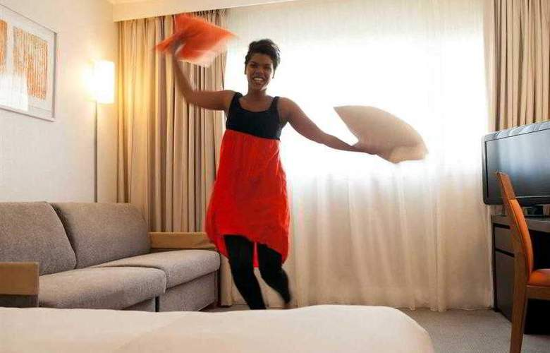 Novotel Reims Tinqueux - Hotel - 1