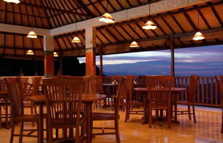 Munduk Sari Garden Villa - Restaurant - 6