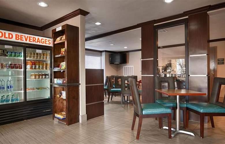 Best Western Webster Hotel, Nasa - Restaurant - 94