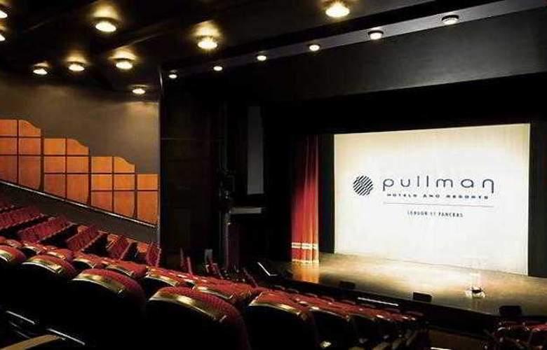 Pullman London St Pancras - Hotel - 10