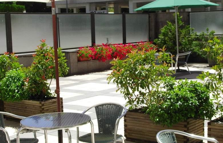 Real Jaca - Terrace - 9