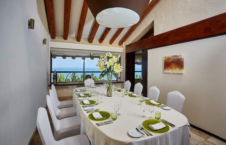Occidental Nuevo Vallarta - Restaurant - 26