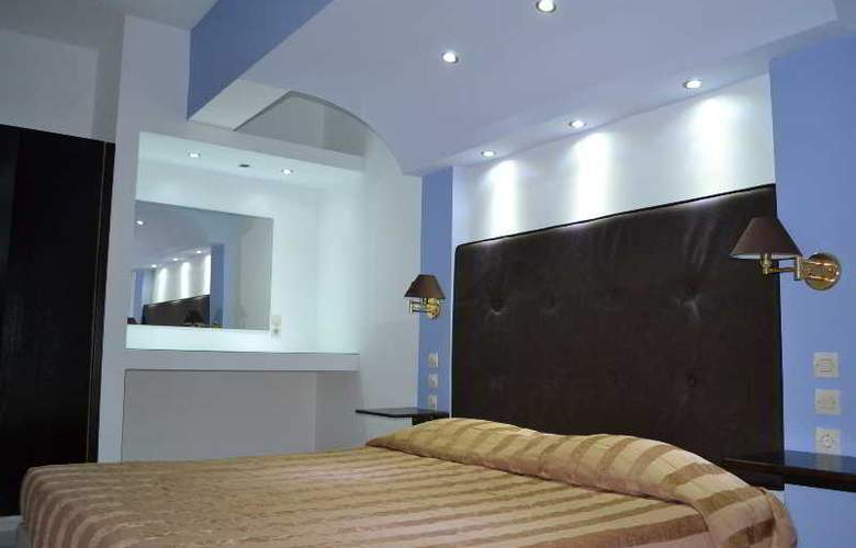 Panorama Hotel and Apartments - Room - 7