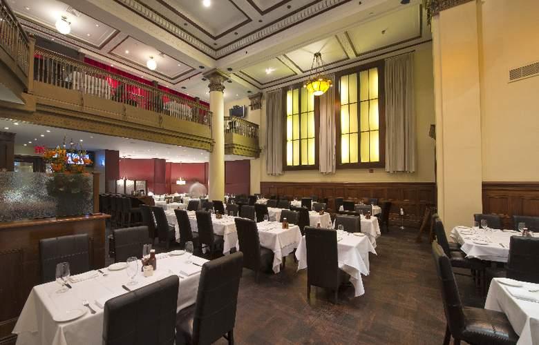 Dylan hotel NYC - Restaurant - 3