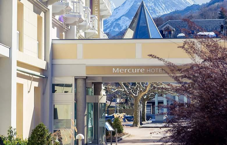 Mercure Brides-Les-Bains Grand Hôtel Des Thermes - Hotel - 0