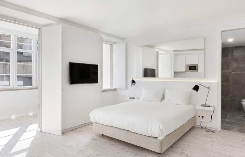 Hello Lisbon Rossio - Room - 18