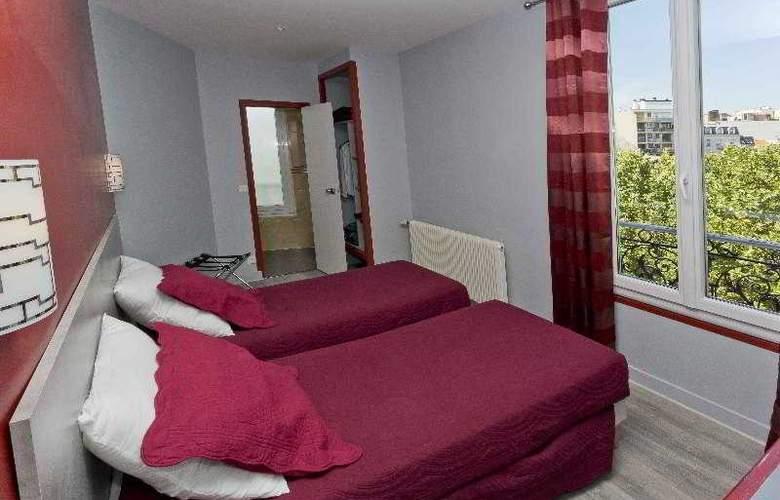 Hipotel Paris Belgrand - Hotel - 0