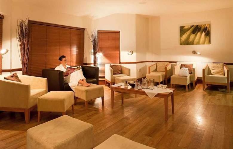 Mercure Brandon Hall Hotel & Spa - Sport - 64