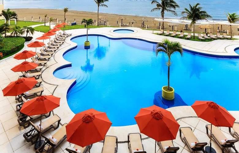 Camino Real Veracruz - Pool - 9