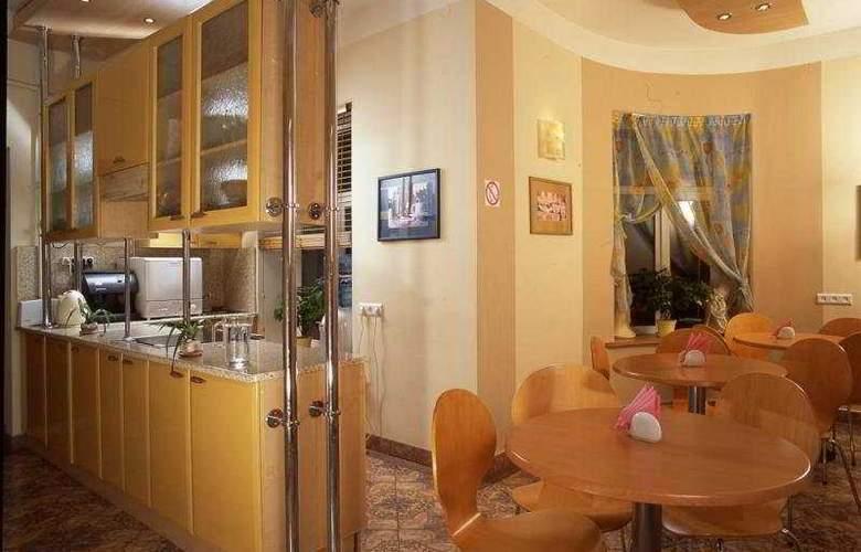 Nevsky Central Hotel - Restaurant - 4