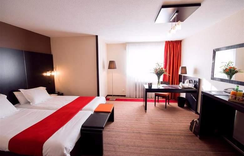 Best Western Marseille Bonneveine Prado - Room - 0