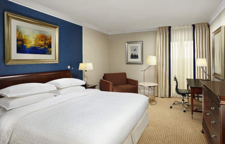 Sheraton Skyline London Heathrow - Room - 12