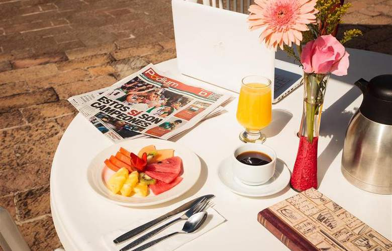 Best Western Plus Gran Morelia - Restaurant - 218