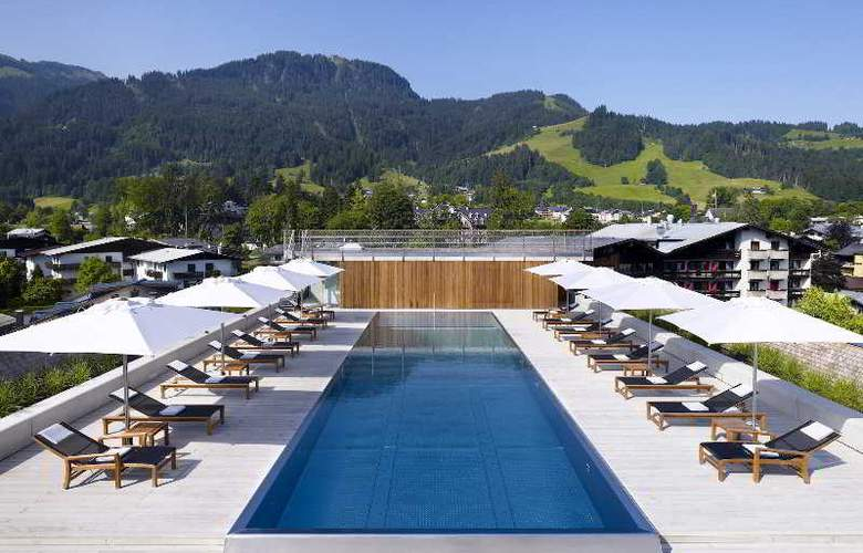 Schwazer Adler Hotel - Pool - 7