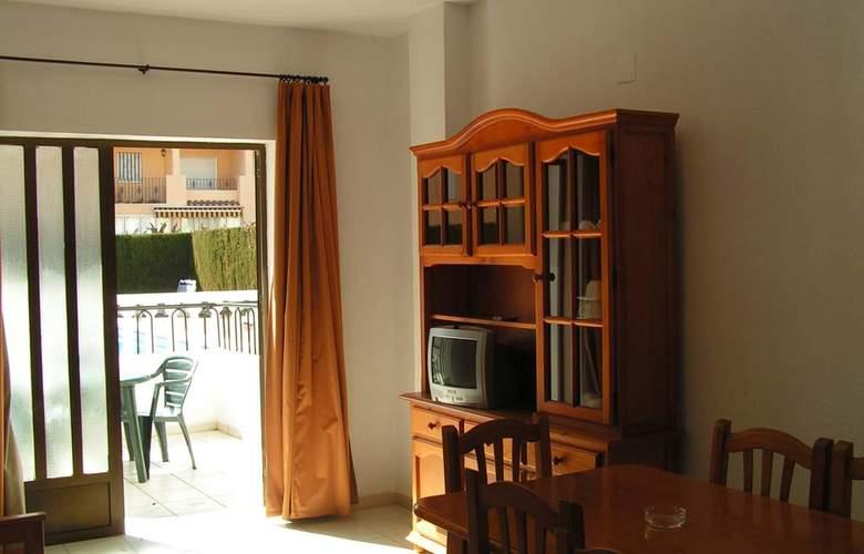 Apartamentos Entreplayas - General - 1