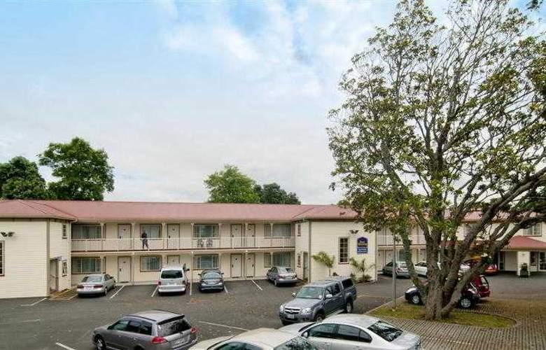 Best Western BK's Pioneer Motor Lodge - Hotel - 13