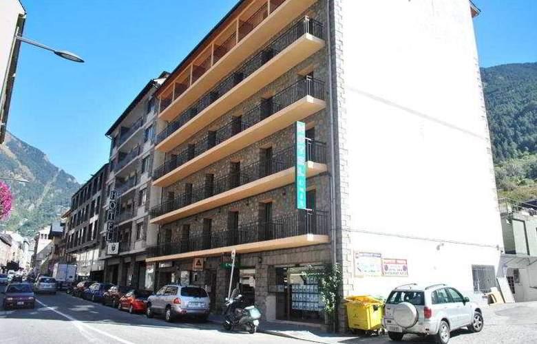 Alfa (antiguo Onix) - Hotel - 0