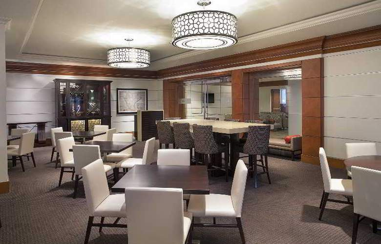 Sheraton Suites Houston near the Galleria - Restaurant - 39