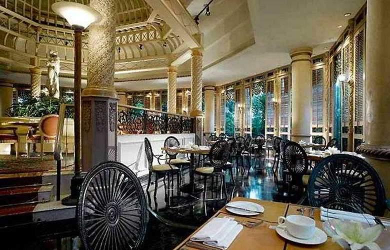 JW Marriott Surabaya - Restaurant - 10